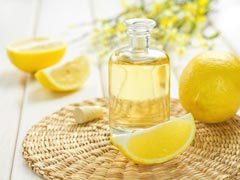 Lemon Essential Oil Uses